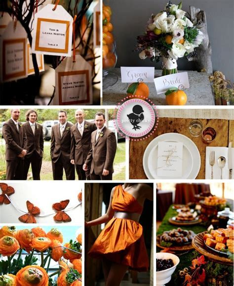 25 best ideas about Burnt Orange and Chocolate Brown on