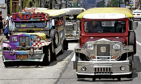 jeep philippine philippine jeepneys most popular public transport in the