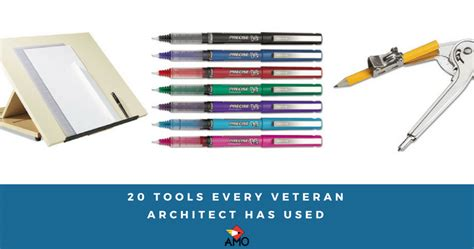 Used Office Supplies by 20 Tools Every Veteran Architect Has Used Amo Office Supply