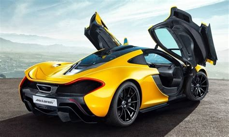 mclaren is three or four seater sports car