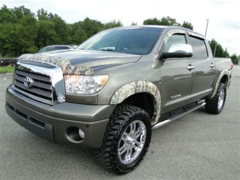 manual cars for sale 2008 toyota tundramax seat position control purchase used 2008 toyota tundra limited 4x4 rebuilt salvage title light damage rebuildabe in