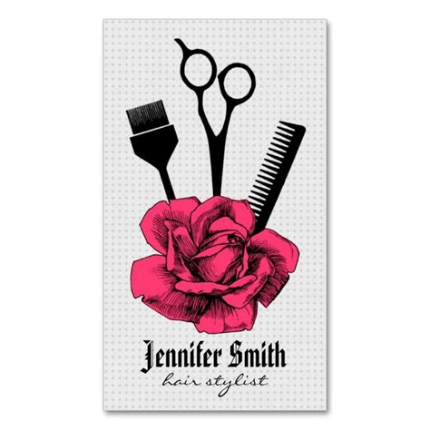 Cool Hair Stylist Business Cards best 25 hairstylist business cards ideas on
