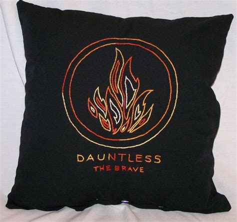 Dauntless The Brave Divergent divergent inspired dauntless the brave throw by