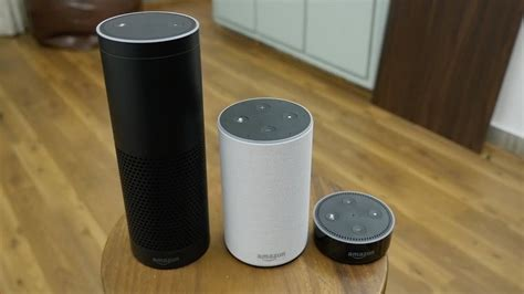 amazon echo smart speakers   alexa   overview youtube