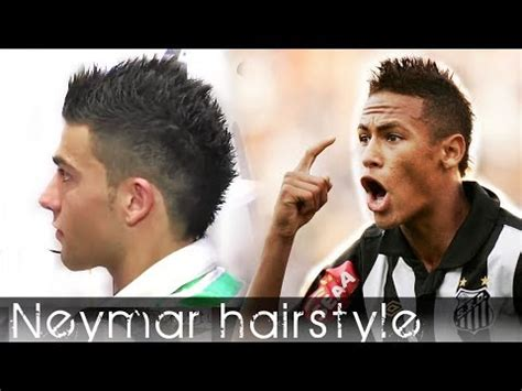gow to get hair like neymar how did neymar get his hair to be like that yahoo answers