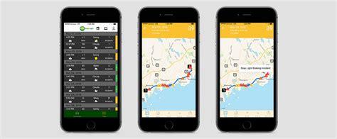 fresh green light darien drivetracker app assists parents and driving instructors