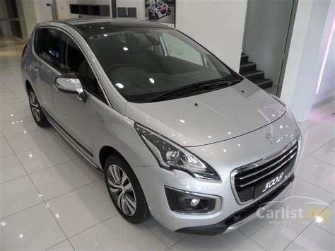 peugeot suv 2015 peugeot 3008 2015 1 6 in selangor automatic suv silver for