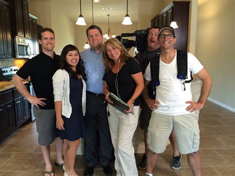 Alamo Heights Realtor Ready For His Closeup On Hgtv S Quot House Hunters Quot Out In Sa