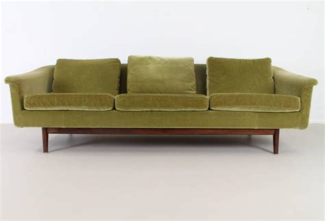 Sofa Special Special 1950s Scandinavian Three Seat Couch For Dux