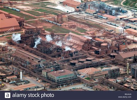 where is point comfort texas aerial view above alcoa point comfort texas bauxite
