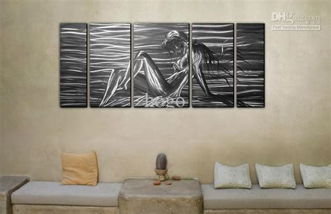 cheap modern wall decor wall designs modern metal wall black cheap