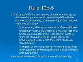 section 10b and rule 10b 5 section 10b and rule 10b 5 28 images insider