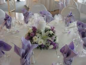 purple wedding centerpieces the wedding specialists