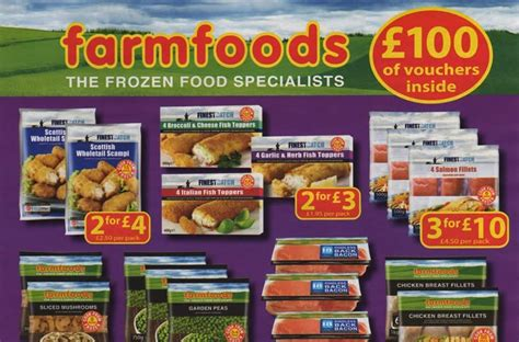 farmfoods deals sales for june 2018 hotukdeals