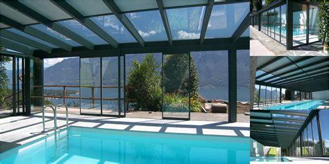 coperture per terrazzi in vetro coperture in vetro per terrazzi