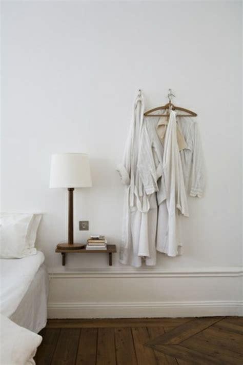 nachttisch an der wand der nachttisch und seine rolle im modernen schlafzimmer