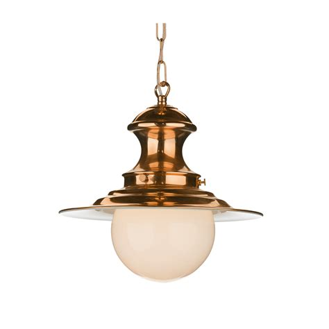 david hunt ep0164 station l 1 light copper ceiling pendant