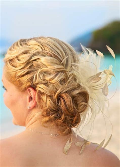 Hochzeitsfrisuren Strand by Wedding Bridal Hairstyles My Hair