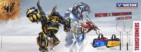 victor bekerjasama dengan transformers victor indonesia