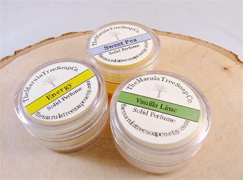 Parfum Solid Shop solid perfume trio 3 pack solid perfumes on luulla