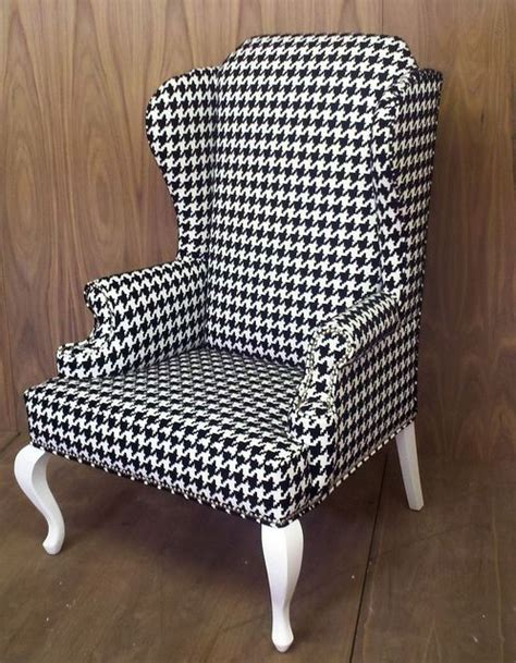 houndstooth pattern in french houndstooth just buy the big houndstooth fabric and use