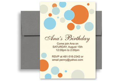 birthday invitation card template word birthday invitation template word free orderecigsjuice info