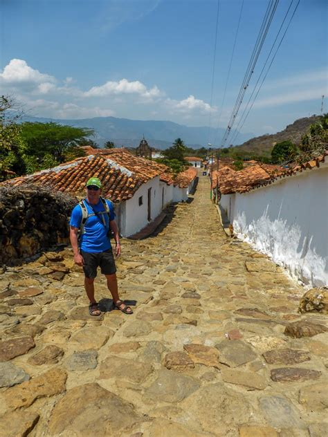 camino trail from barichara to guane the camino real trail colombia