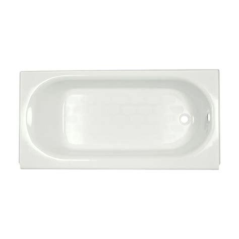 bathtubs american standard american standard princeton 5 ft americast bathtub with