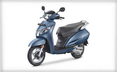 new honda activa 125 with bs iv engine launched at rs