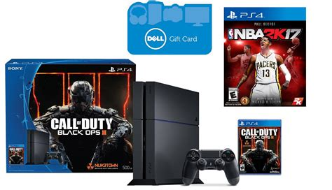 Free Ps4 Gift Cards - ps4 bundle with free 75 gift card and nba 2k17