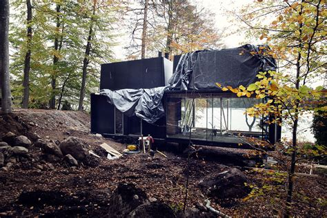 House Plans For A View Gallery Of The Vipp Shelter Vipp 27
