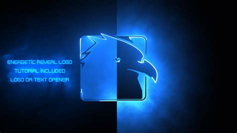 Videohive Energetic Reveal Logos Pack After Effects Templates Free After Effects Template After Effects Text Reveal Template