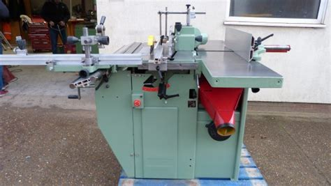 startrite robland super  combination woodwork machine