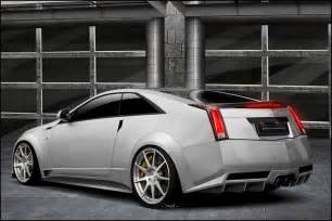 Hennessey Cadillac Cts V Coupe Hennessey Working On 1 000 Horsepower Cadillac Cts V Coupe