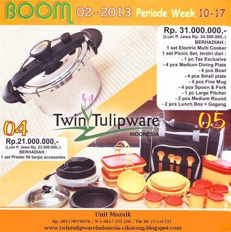 Tulipware Vs Tupperware boom periode maret april 2013 tulipware indonesia