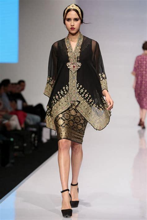 ghea panggabean songket model pakaian pakaian wanita
