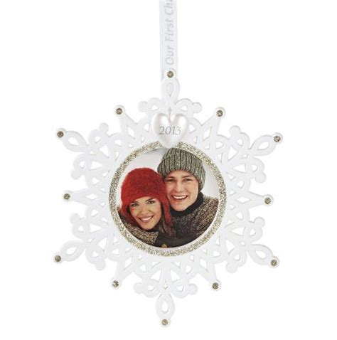 2013 our first christmas together photo holder hallmark
