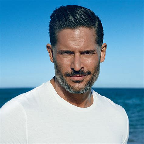 hair cut for on sides slicked back on top joe manganiello how to slick back hair