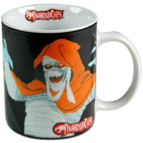 mug vs cup new thundercats liono vs mummra boxed mug snarf panthro