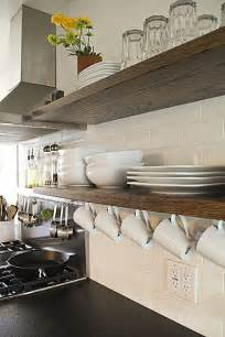 shelves in kitchen ideas best 10 floating shelves kitchen ideas on