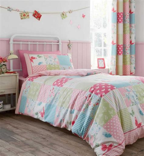 Single Bed Duvet Sets Floral Quilt Duvet Cover Pillowcase Bedding Bed Set Single King Country Ebay