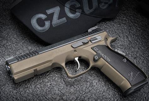 Finder 75 Bronze Limited Edition cz 75 shadow 2 bronze custom trigger tuned
