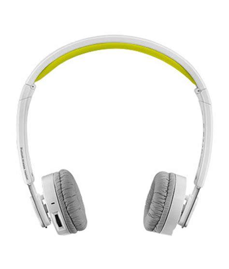 Headset Bluetooth Rapoo rapoo bluetooth 4 0 wireless foldable headset yellow buy rapoo bluetooth 4 0 wireless