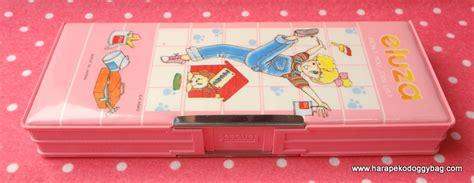 vintage japanese stationery retro pink pencil stationery shoujo 80s girly