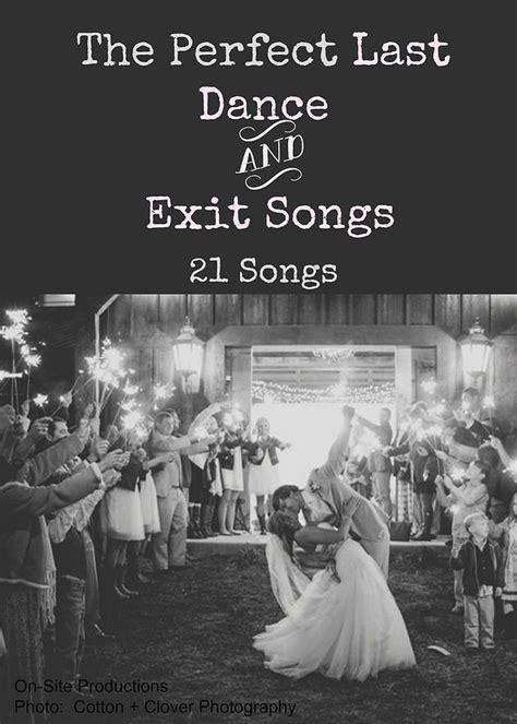 Best 25  Wedding exit songs ideas on Pinterest   Exit