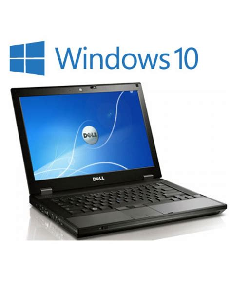 Laptop Dell Latitude E6410 I5 dell latitude e6410 laptop intel i5 8gb refurbished with windows 10 and warranty