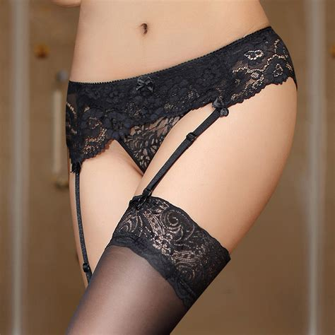 sheer garter belt thigh highs garter belt suspender