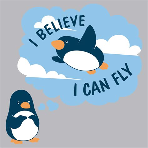 I Believe I Can i believe i can fly t shirt snorgtees