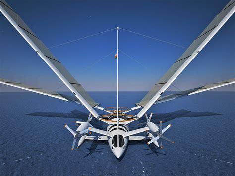 trimaran under sail flying yacht octuri design interior fictional