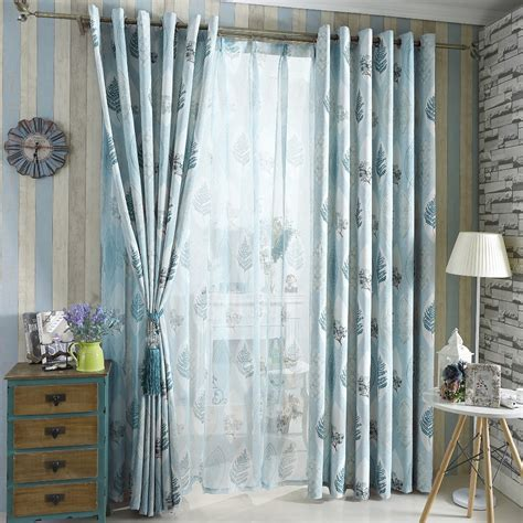 fashion curtains aliexpress com buy american country style tree design